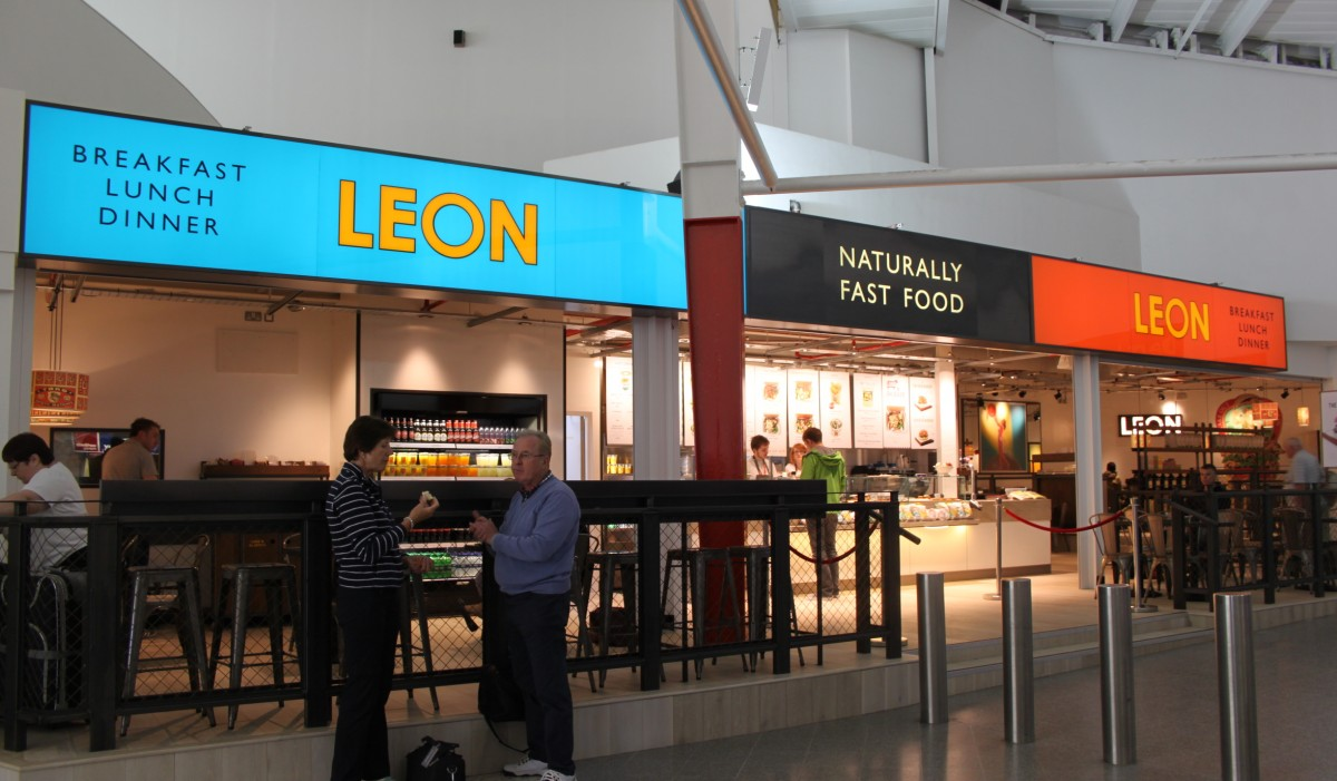 Leon - East Midlands Airport