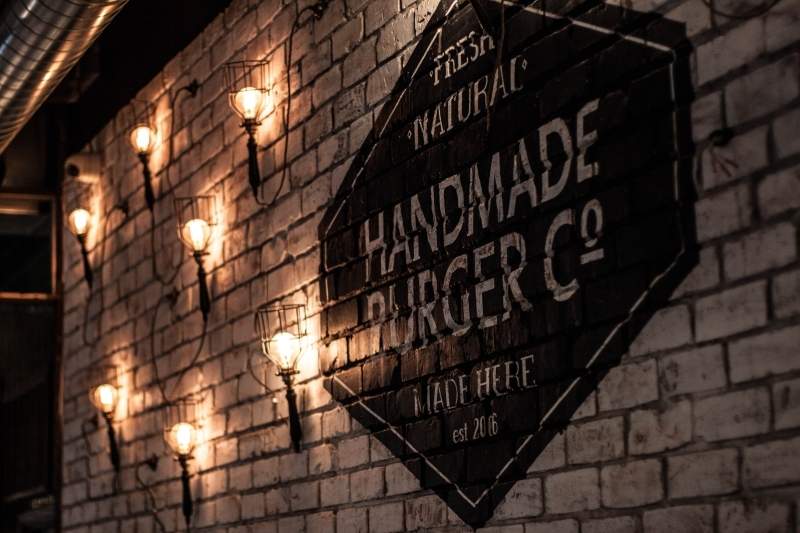 handmade burger Co - Nottingham