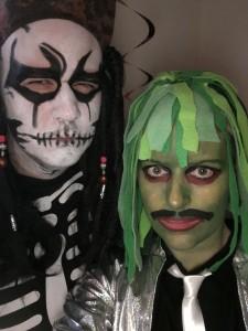 Old Gregg Halloween costume
