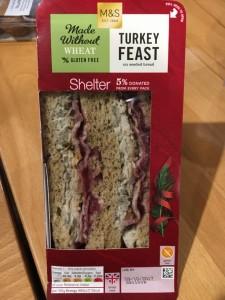 M & S gf sandwich